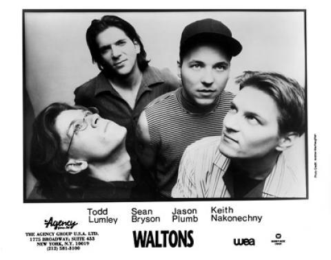 The Waltons Promo Print