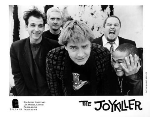 The Joykiller Promo Print