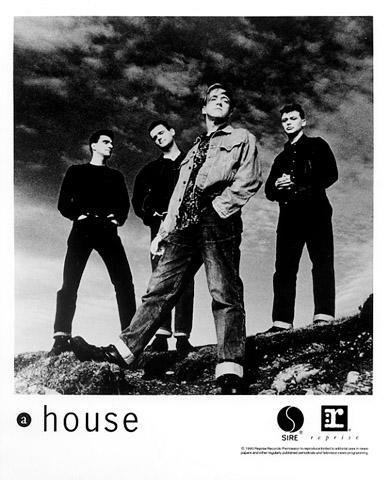 A House Promo Print