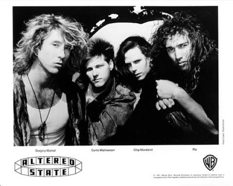 Altered State Promo Print