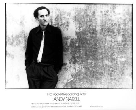 Andy Narell Promo Print