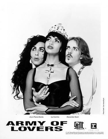 Army of Lovers Promo Print