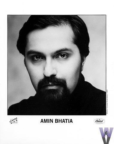 Amin Bhatia Promo Print