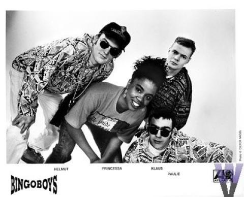 Bingo Boys Promo Print
