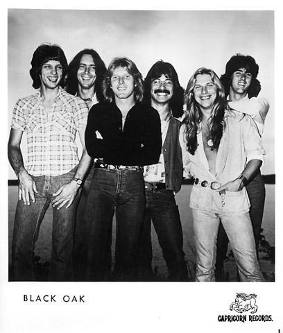 Black Oak Promo Print