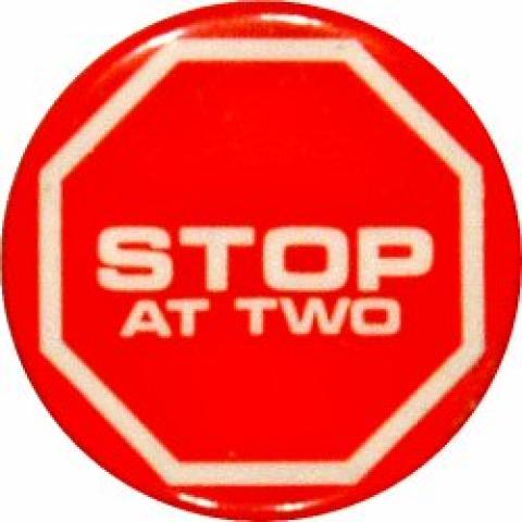 Stop At Two Pin