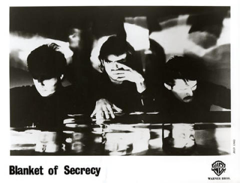 Blanket of Secrecy Promo Print
