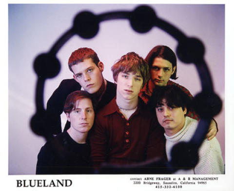 Blueland Promo Print