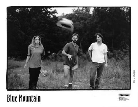 Blue Mountain Promo Print