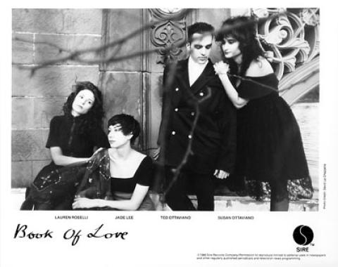 Book of Love Promo Print