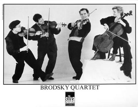 The Brodsky Quartet Promo Print
