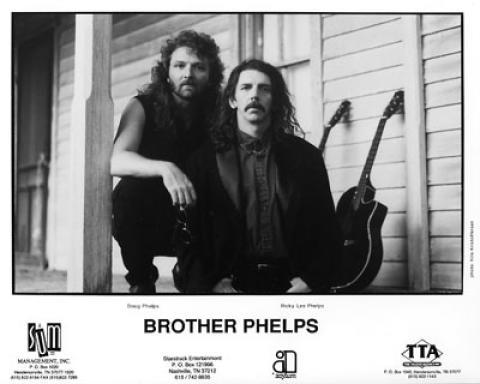 Brother Phelps Promo Print