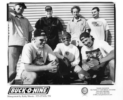 Buck-O-Nine Promo Print