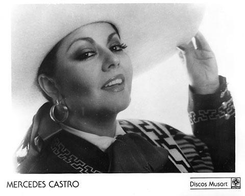 Mercedes Castro Promo Print
