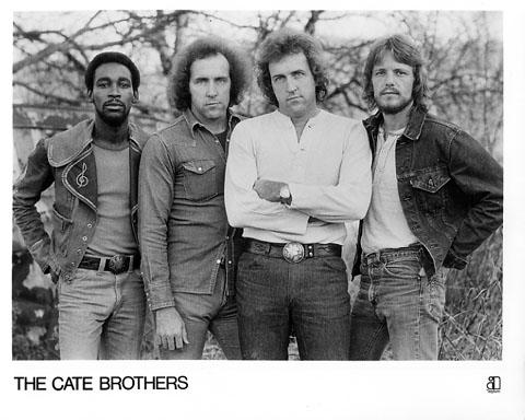 The Cate Brothers Promo Print
