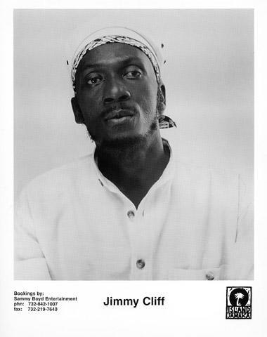 Jimmy Cliff Promo Print