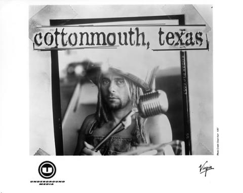 Cottonmouth, Texas Promo Print