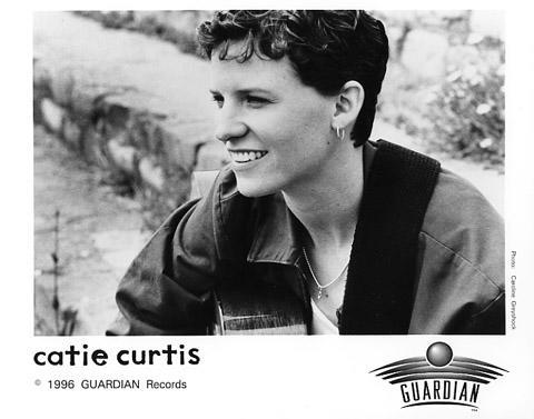 Catie Curtis Promo Print