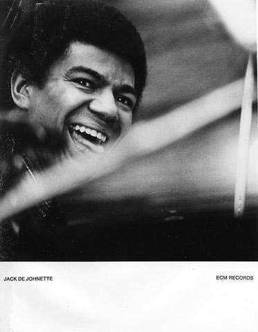 Jack de Johnette Promo Print