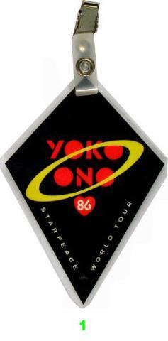 Yoko Ono Laminate