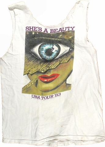 The Tubes Women's Vintage T-Shirt