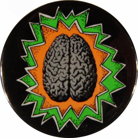 Brains Pin