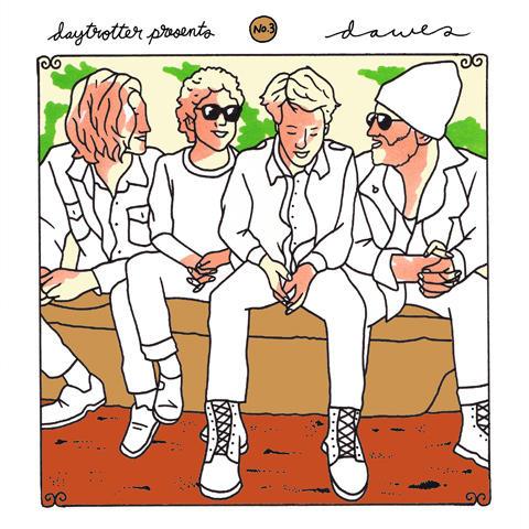 """Dawes / Justin Townes Earle Vinyl 12"""""""