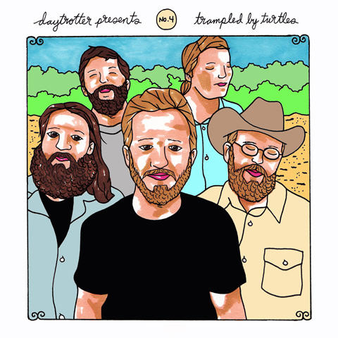 """Trampled by Turtles / Lucero Vinyl 12"""""""