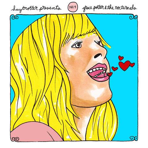 "Grace Potter & the Nocturnals / Rayland Baxter Vinyl 12"""