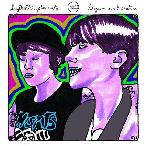 """Tegan & Sara / Allison Weiss Vinyl 12"""""""