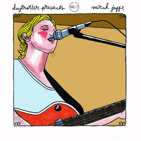 "Sarah Jaffe / David Ramirez Vinyl 12"""