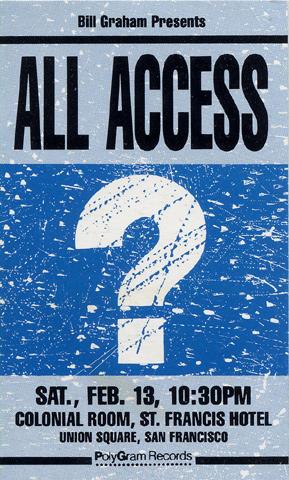 All Access Laminate
