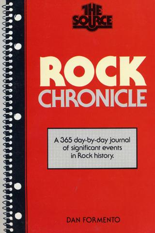 Rock Chronicle