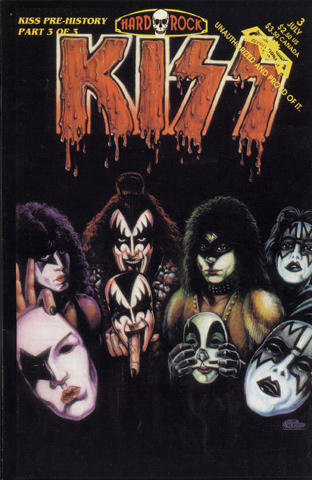 Hard Rock Issue 3: KISS Pre-History