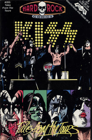 Hard Rock Comics, Issue 5 Comic Book