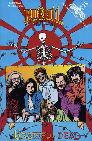 Rock 'N' Roll Issue 46: Grateful Dead