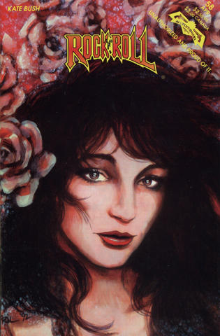 Rock 'N' Roll Issue 58: Kate Bush