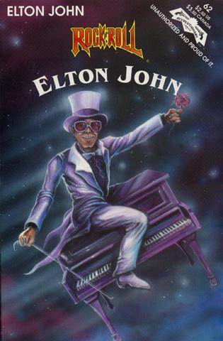Rock 'N' Roll Issue 62: Elton John