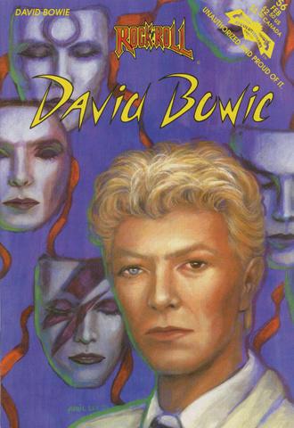 Rock 'N' Roll Issue 56: David Bowie