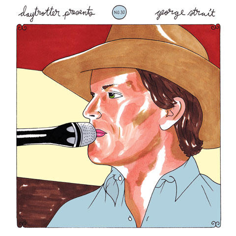 """George Strait / Mike and the Moonpies Vinyl 12"""""""