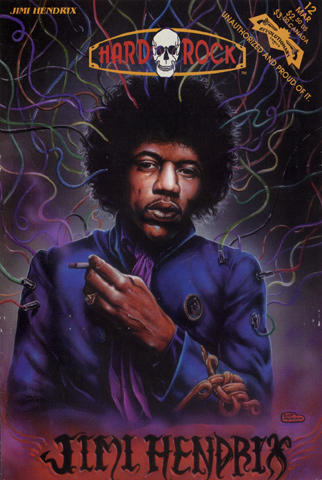 Hard Rock Issue 12: Jimi Hendrix