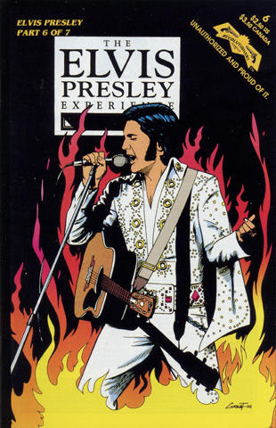 The Elvis Presley Experience Issue 6