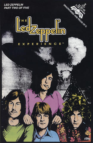The Led Zeppelin Experience Issue 2