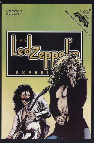The Led Zeppelin Experience Issue 4