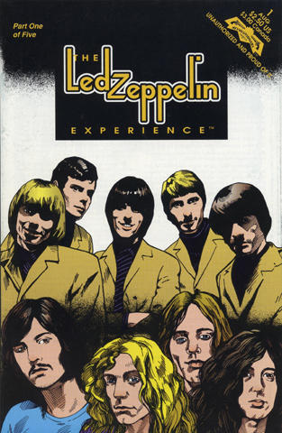 The Led Zeppelin Experience Issue 1