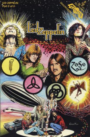 Revolutionary: The Led Zeppelin Experience #5