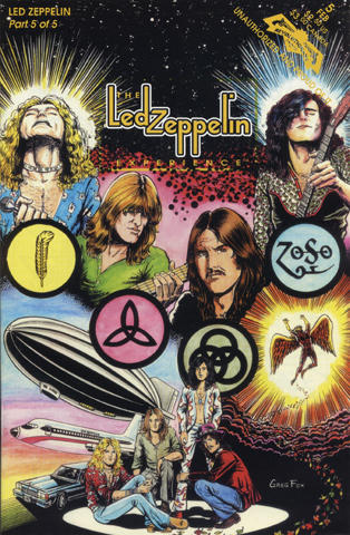 The Led Zeppelin Experience Issue 5