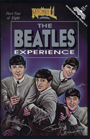The Beatles Experience Issue 2