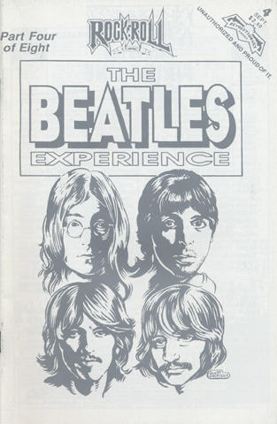 The Beatles Experience Issue 4