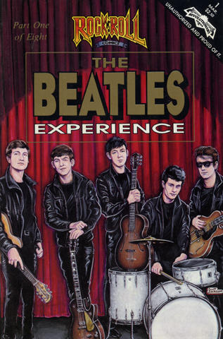 The Beatles Experience Issue 1